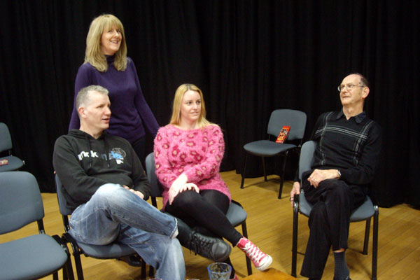 Production at Chester Little Theatre