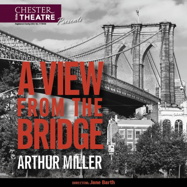 A VIEW FROM THE BRIDGE by Arthur Miller.  Director Jane Barth