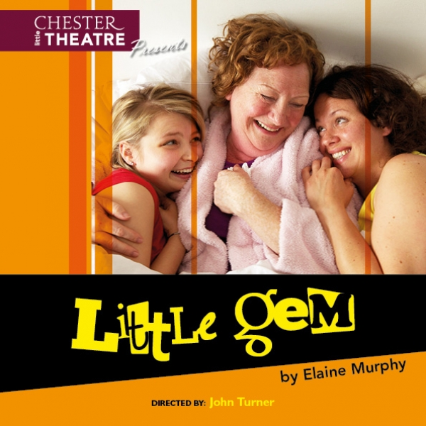 Little Gem by Elaine Murphy - a full-length play performed in the Salisbury Studio