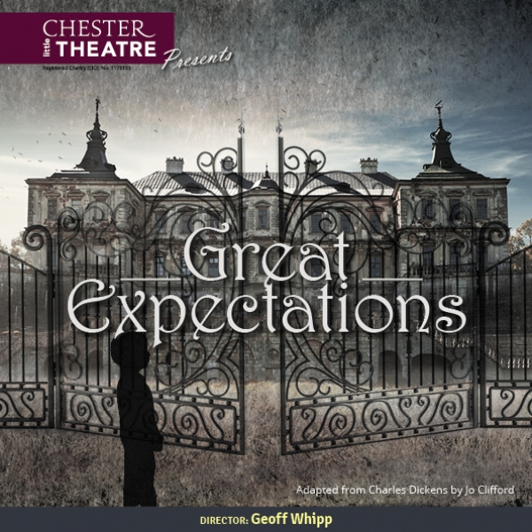 GREAT EXPECTATIONS - Charles Dickens' classic adapted by Jo Clifford.  Directed by Geoff Whipp