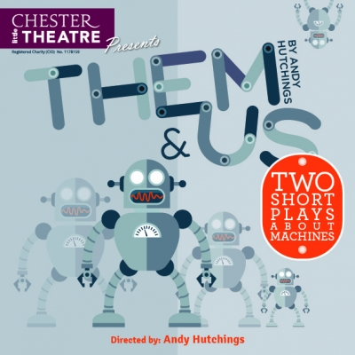 Them and Us - two short plays about machines
